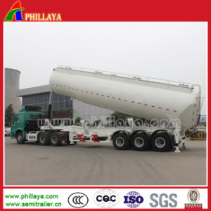 40-50m3 Dry Bulk Cement Flour Silo Lifting Tank Semi Trailer pictures & photos