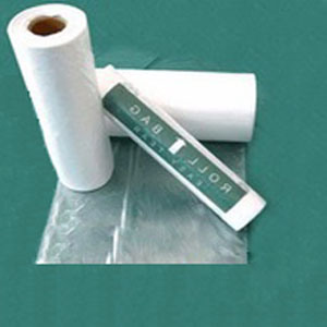 Polythelene Plastic Packing Shopping Bag in Roll