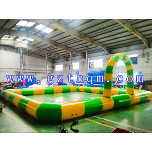 Inflatable Race Track/PVC Charging Circuit pictures & photos