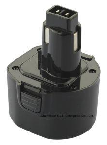 9.6V Battery for Dewalt De9036 De9061 De9062 Dw9061 Dw9062 pictures & photos