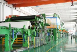 Fourdrinier Large Cylinder Paper Towel Machine