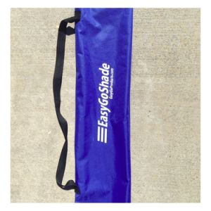 5.5′ Blue Portable Sun Shade Umbrella with Tripod Base Beach Stake and Tilt Feature. Great for Soccer, Baseball, Football, Fishing and The Beach - B pictures & photos