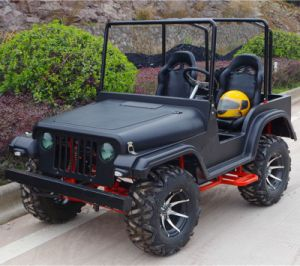 China Supplier Automatic 4 Stroke 200cc Jeep ATV Quad pictures & photos