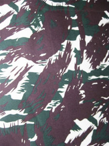 Fy-20 Polyester 600d Oxford Camouflage Printing Fabric pictures & photos