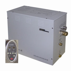 Ce Approval Sauna Steamer From Kingston pictures & photos