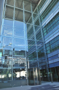 Steel Structure Point Fixing Glass Curtain Wall pictures & photos