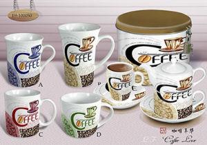12oz New Bone China Coffee Mug pictures & photos