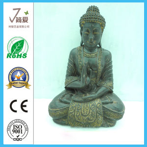 Religion Figurine Polyresin Buddha Statue for Decoration pictures & photos