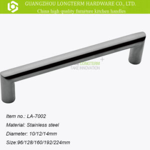 European High Quality Stainless Steel Furniture Kitchen Cabinet Bar Handle pictures & photos