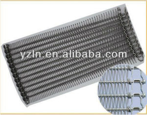 Spiral Grid Belt for Food Freezering Processing pictures & photos