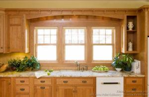 Kitchen Furniture Craftman Style Kitchen Cabinets (cm-5) pictures & photos
