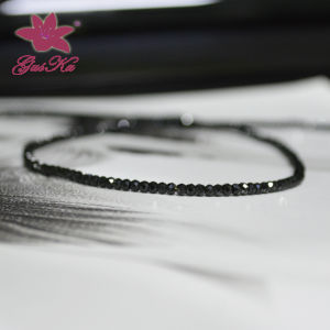 Handmade Gifts Black Spinel Charm Necklace Gus-Fsn-006 pictures & photos