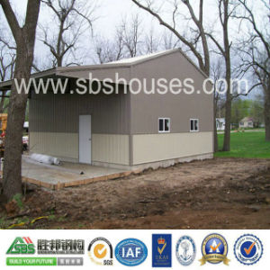 Sbs Good Quality Prefab House Use in Living or Car Parking pictures & photos