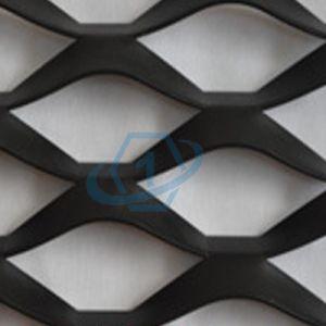 Black Color Expanded Aluminum Mesh Panel for Decoration pictures & photos