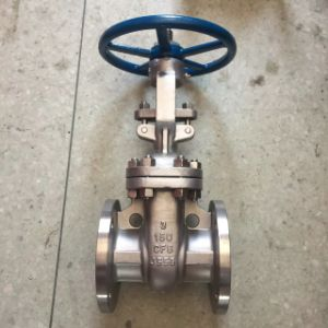 American Type Flange Gate Valve pictures & photos