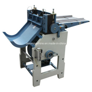 Automatic Small Cardboard Cutting Machine pictures & photos