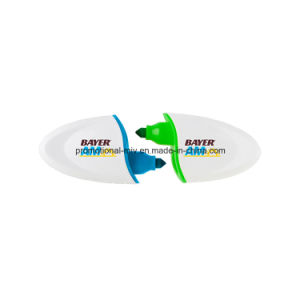 Promotional Combo Highlighters Customized Logo pictures & photos