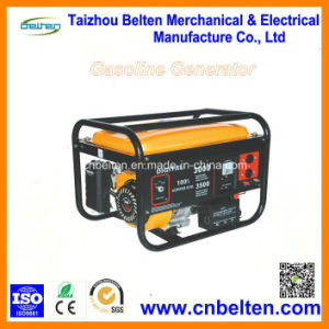 15HP Portable Gasoline Power Generator Set pictures & photos