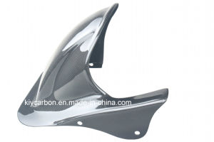Carbon Fiber Rear Hugger with Chainguard for Honda pictures & photos