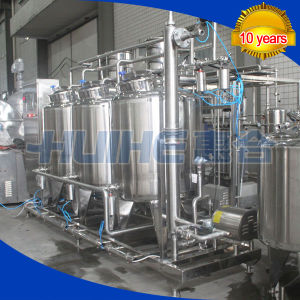 Improvement Cleaning System CIP for Clean 1.5t pictures & photos