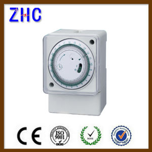 Mechanical Timer Switch Adjustable Timer / 24 Hours Daily Switch Timer pictures & photos