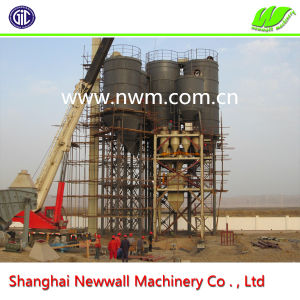 20tph Full Automatic Dry Mortar Batching Plant for Cement Glue pictures & photos