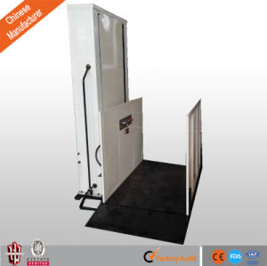 Factory Sale Hydraulic Vertical Wheelchair Lift for Disabled pictures & photos