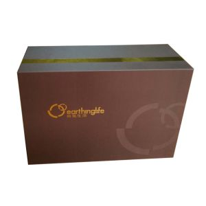 Luxury Paper Gift Breathing Shoes Box with Cardboard Reveal Inserts pictures & photos