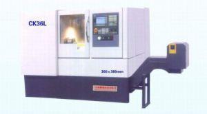Ck36L High Precision Slant Bed Metal Cutting CNC Lathe pictures & photos