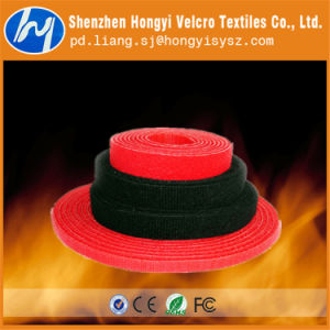 Hot Selling Sew on Flame Retardant Hook & Loop Velcro pictures & photos