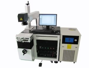 50000 Hours Long Life Metal Laser Marking Machine and 20W Fiber Laser Marking Machine pictures & photos