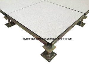 60X60cm Access Floor System in HPL Finish (cementish) pictures & photos
