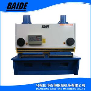 QC11y Series Hydraulic Guillotine Shear\ Guillotine Shear Machine