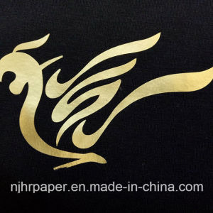 High Quality PU Based Metallic Heat Transfer Vinyl for Garment pictures & photos