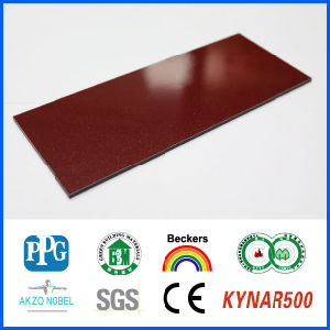 Aluminium Composite Panel Aluminium Cladding ACP pictures & photos