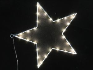 Metal Star Decorative Light pictures & photos