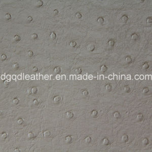 Good Quality Semi-PU Furniture Leather (QDL-51038) pictures & photos