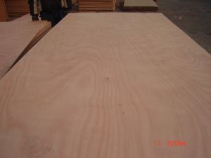 Furniture Grade/Packing Grade Okoume Plywood with Good Quality pictures & photos