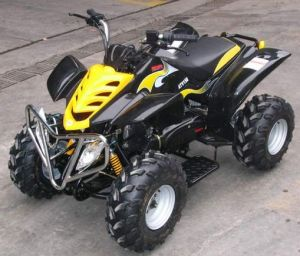 110cc Single-Cylinder with Air-Cooled 4-Stroke ATV / Quad Bike (ATV-020)