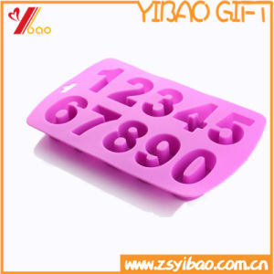 Silicone Kitchenware Anti-Fade Soft Silicone Ice Tray Try of Mold (YB-HR-1) pictures & photos