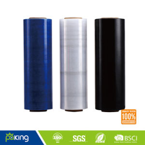 Factory Direct Sales Plastic PE Stretch Film for Pallet Wrapping pictures & photos