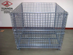 Storage Cage for Warehouse to Store Goods pictures & photos
