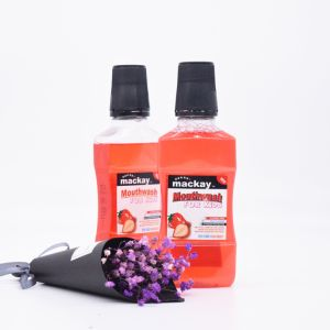 Hot Sales Strawberry Mouthwash for Kids Oral Care Toothpaste pictures & photos
