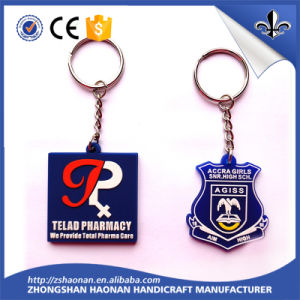 China Factory Customized Logo 3D Keychain for Souvenir pictures & photos