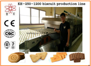 Kh High Quality Automaic Soft Biscuit Production Line Machine Manufacturer pictures & photos