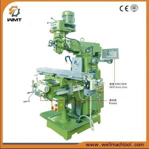 Vertical Variable Speed Universal Turret Milling Machine with Ce (X6330W) pictures & photos