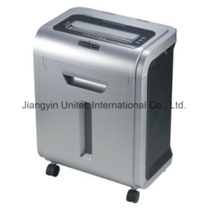 Wholesale Popular Designed 8 Sheets Cross Cut Paper Shredder SD-808d pictures & photos