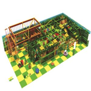 Many Colors Entertainment Indoor Playground Equipment Soft Indoor Playground pictures & photos