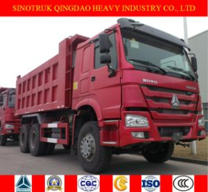 Sinotruk HOWO 6X4 Dump Truck and Dumper Truck with 30 Tons pictures & photos