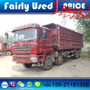 Second Hand Shacman Delong Tipper Truck of Shacman Dump Truck pictures & photos